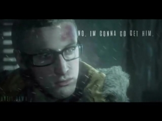 he just wanted to save his best friend [ Chris vine | Until Dawn vine ]