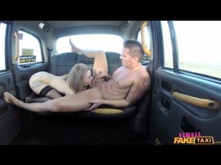 Carmel anderson female fake taxi ()