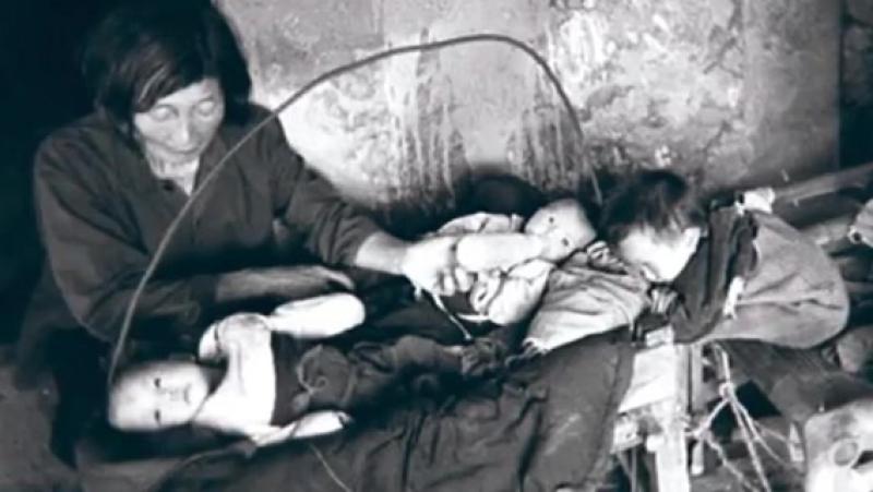 Героический паступок женщины в Китае дай Аллах она заслужила место в Раю