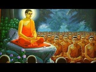 The last words of the Buddha / Последние слова Будды