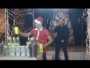 Бармен шоу на Новый год barshow-msk
