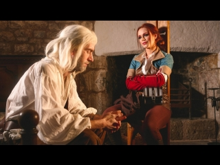 [Ведьмак порно пародия / the Witcher Porno Parody]