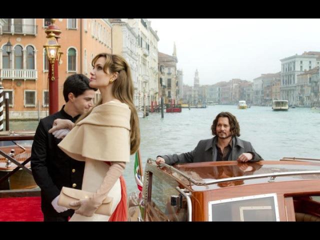 Видео к фильму Турист 2010 Трейлер №2 дублированный