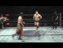 Hideyoshi Kamitani, Yuki Morihiro vs. Kazumi Kikuta, Takuho Kato (BJW - Ikkitousen Strong Climb 2018 Pre-Season Opener)
