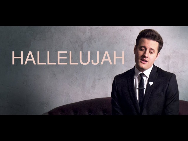 Hallelujah Sung in 3 Octaves Nick Pitera cover