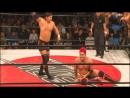 Ryuichi Kawakami, Uto, Kikuta vs. Ryota Hama, Yasufumi Nakanoue, Takuya Nomura (BJW - Saikyou Tag League 2017 - Day 10)