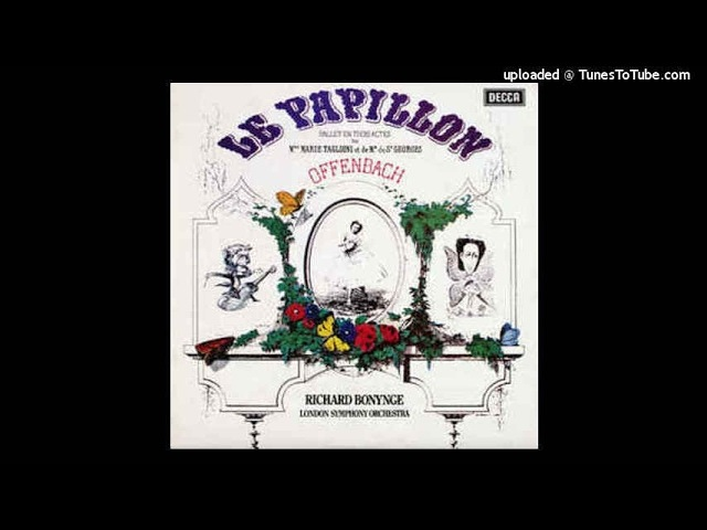 Jacques Offenbach : Le Papillon, ballet in two acts (1860)