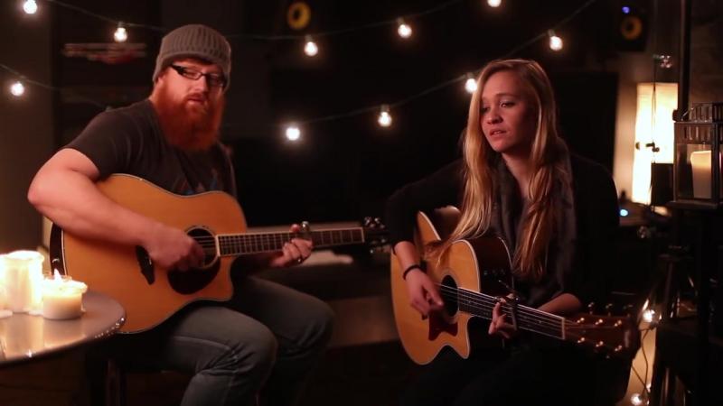 I See Fire Ed Sheeran Haley Klinkhammer cover