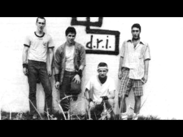 D.R.I. - No Sense (1982) First Blast beats ever