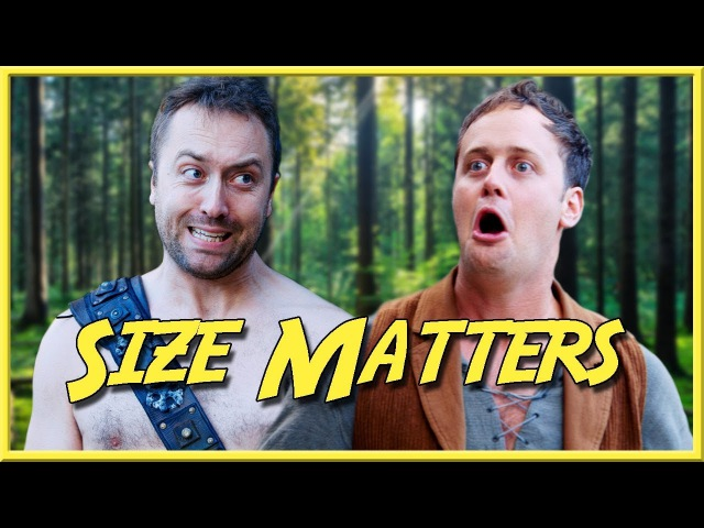 Size Matters Epic NPC Man Bodger thinks his exclamation mark is bigger than gregs VLDL