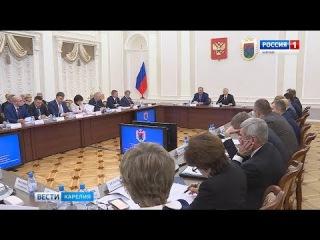 Артур Парфенчиков представил новую структуру правительства Карелии