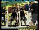 Юлия Зауголова приседает 270 кг