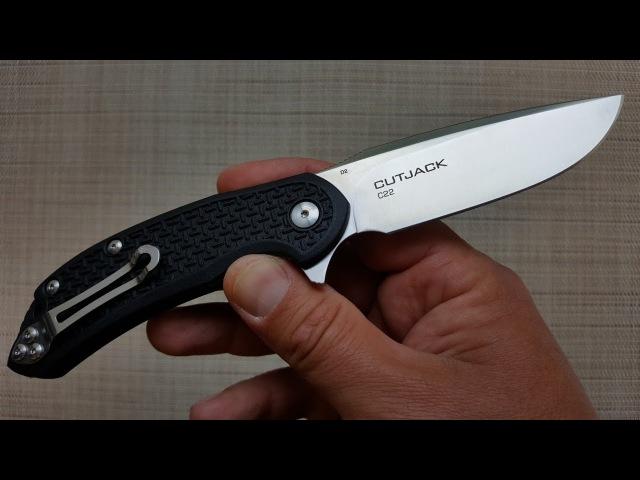 Нож C22 CUTJACK Steel Will. Достоин своих отзывов.