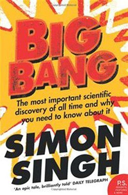 Simon Singh - Big Bang - 2010