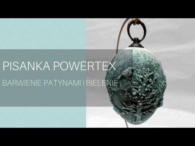 Pisanka powertex