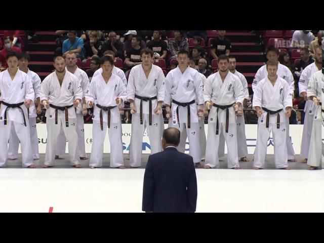 11-й Чемпионат Мира ИКО (2015). Бои с 4-го круга до финала.