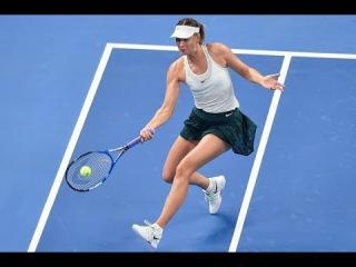 2017 China Open First Round | Anastasija Sevastova vs. Maria Sharapova | WTA Highlights