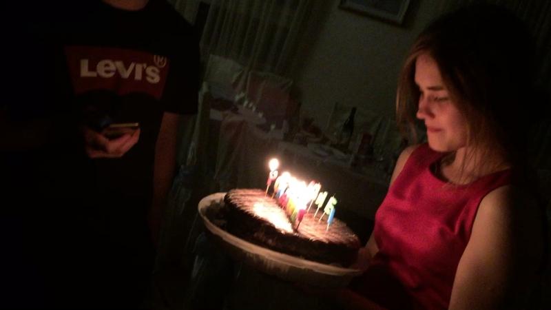 Ты погасила свечи загадала желание