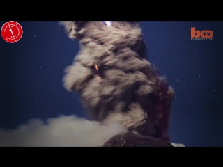10 volcano eruptions caught on camera in real life
