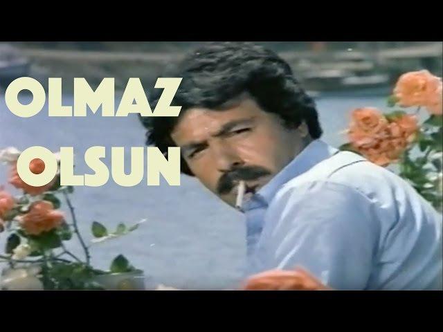 Olmaz Olsun Ferdi Tayfur Eski Türk Filmi Tek Parça Restorasyonlu