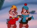 Чип и Дейл спешат на помощь Похищенный рубин. История знакомства с Гайкой