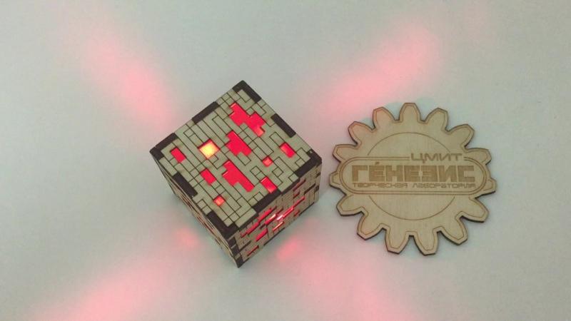 Артефакты Minecraft Redstone