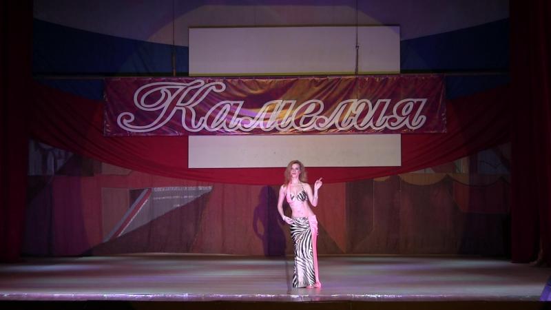 Фестиваль восточного танца Камелия Сбродова Александра Табла