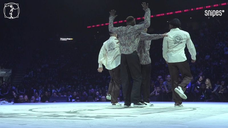 Popping final - JusteDebout JusteDebout2019 - Ness Poppin C vs Creesto Popping Prince