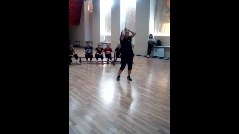 Старинская Кристина   Jazz Funk