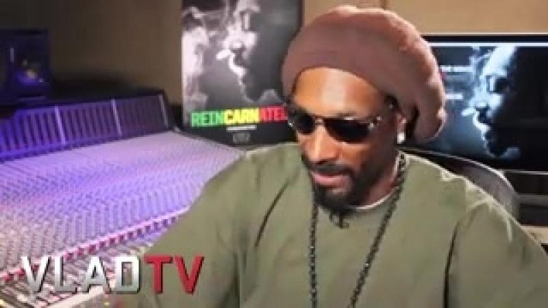 Snoop Dogg о трудовой этике 2Pacа и предсказании смерти Правильный перевод
