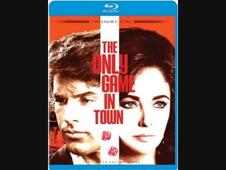 The Only Game in Town (1970)   Elizabeth Taylor, Warren Beatty