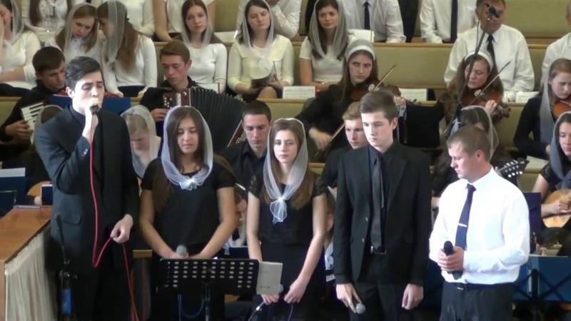 Оркестр ХВЄ м Здолбунів Ісус Спаситель воскрес із мертвих