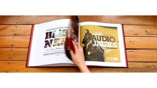 April77 Creative 'A Decade of Album Cover Design' Ltd Ed Book Promo