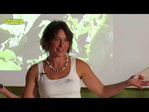 Rapunzel Events Lucia Hiemer Durch den Garten mit Permakultur Vortrag
