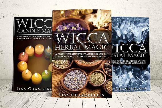 Wicca Magic Starter Kit - Lisa Chamberlain