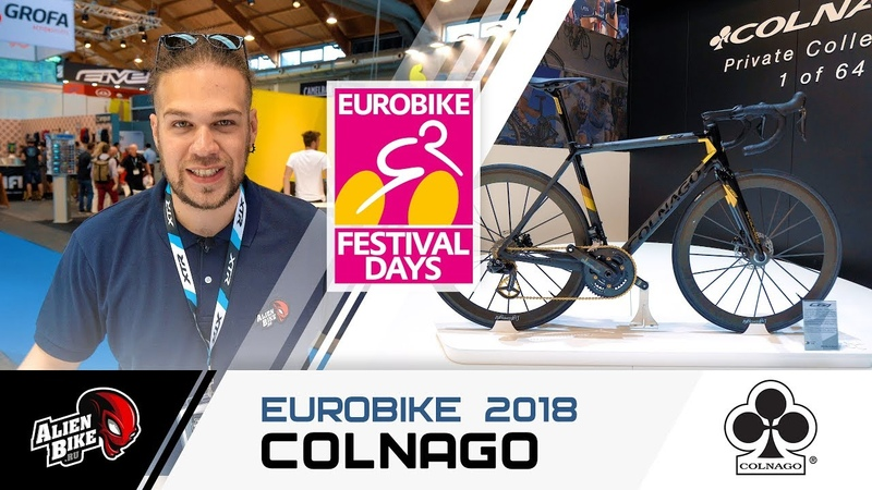 EuroBike 2018 | Colnago Bikes