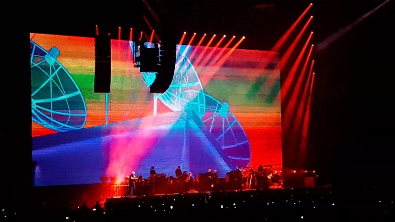 Roger Waters Picture That СКК Петербургский Санкт Петербург 29 08 2018