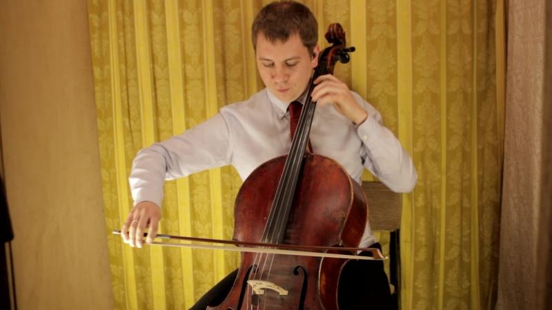 Alexey Listochkin J L Ponty Don't Let The World Pass You By solo transcription