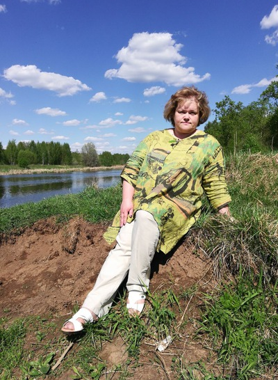 Татьяна Иванова-Щедрина, Ногинск