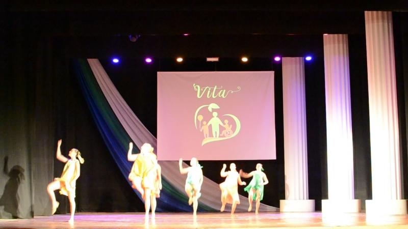 2 Танец А счастье где то рядом образцово показательный ансамбль Карусель под руководством Натальи Завьяловой