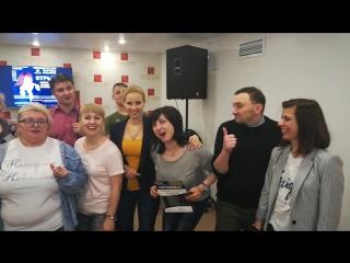 МК Марины Ананьиной ОТРЫВ в Санкт-Петербурге.mp4