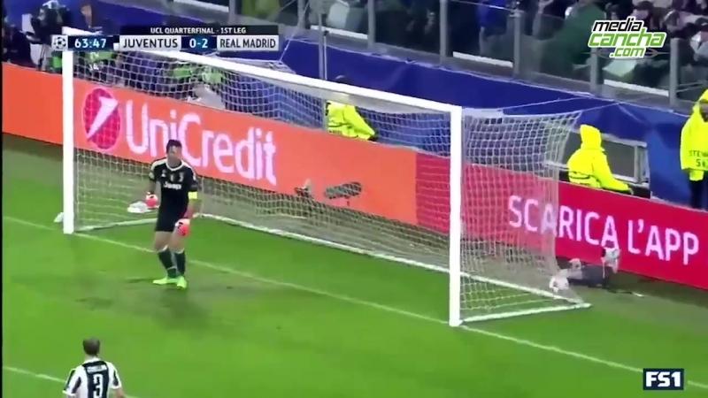 Cristiano compite por Gol del año