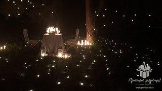 Сказочное свидание в волшебном лесу! © Простые Радости