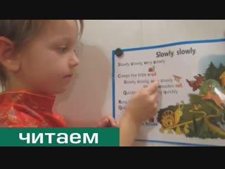Английский для дошкольников в green card примеры и результаты обучения