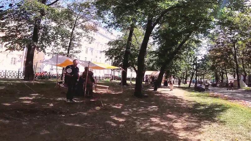 Фестиваль Времена и Эпохи 2018