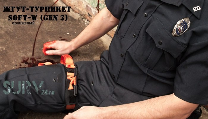 Полевая медицина: Помощь при кровотечении и турникеты SOF, изображение №28