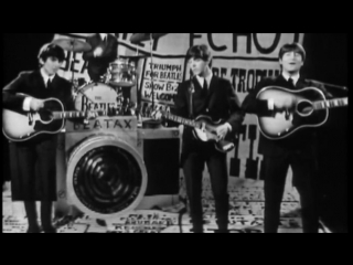 The Beatles - I Want To Hold your Hand HD