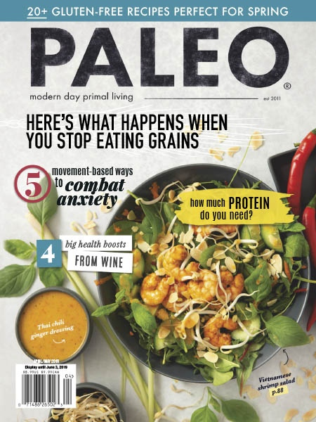 Paleo Magazine 04.05 2019