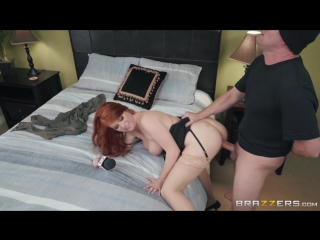 Penny Pax - Ramming The Reporter (Brazzers Exxtra) [Big Tits, POV, Blowjob, Redhead, Work, 69, Doggystyle]