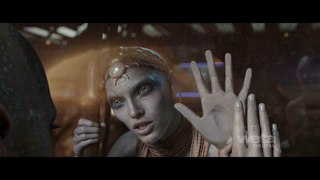 VFX Breakdown - Valerian and the City of a Thousand Planets